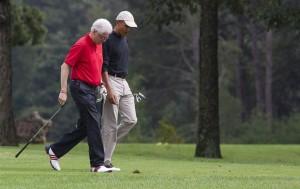 Politics and Golf