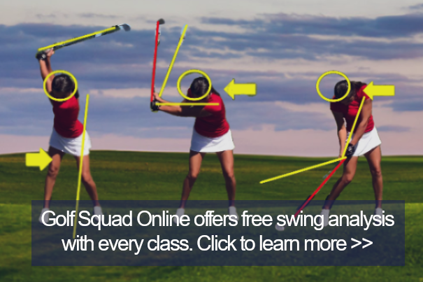 Golf Squad Swing Analysis